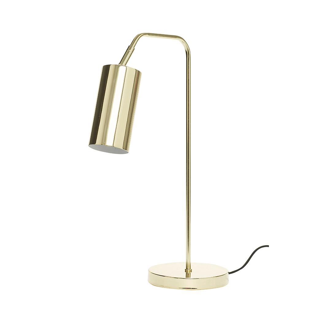 Image of   Hübsch Bordlampe, messing