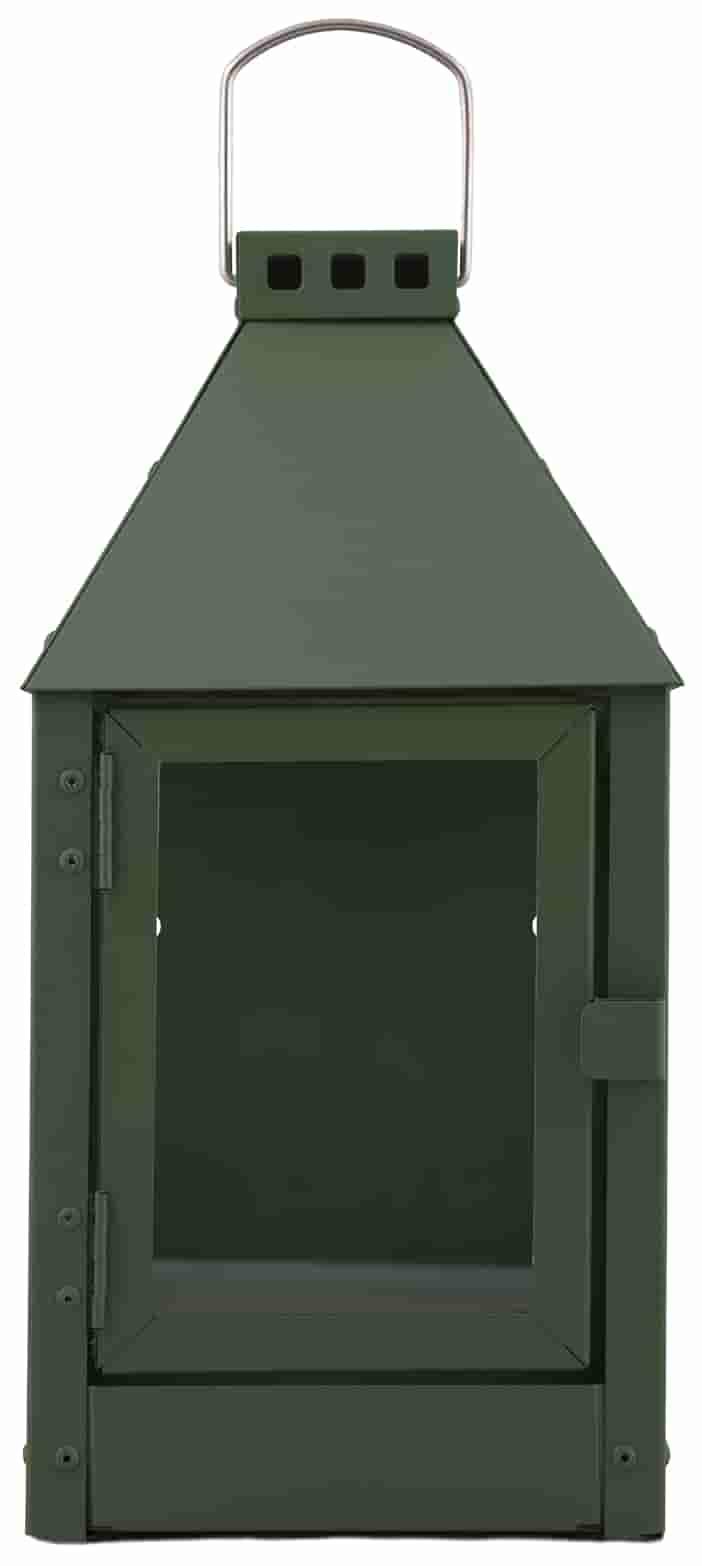 a2 living – A2 living wall mini lanterne - olivengrøn, galvaniserede (17x36,5) på boboonline.dk