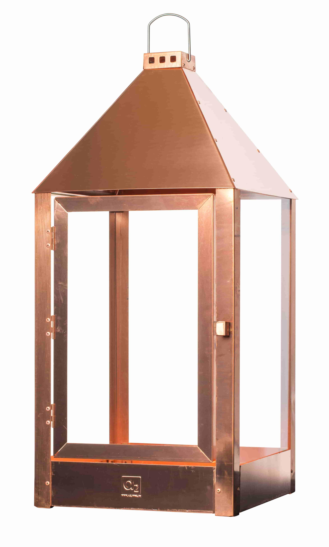 a2 living – A2 living mega lanterne - kobber (32x70) fra boboonline.dk