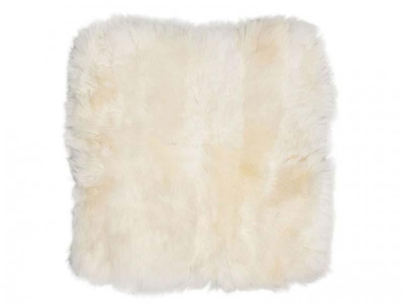 Image of   PREFORM New Zealand hynde - hvid lammeskind