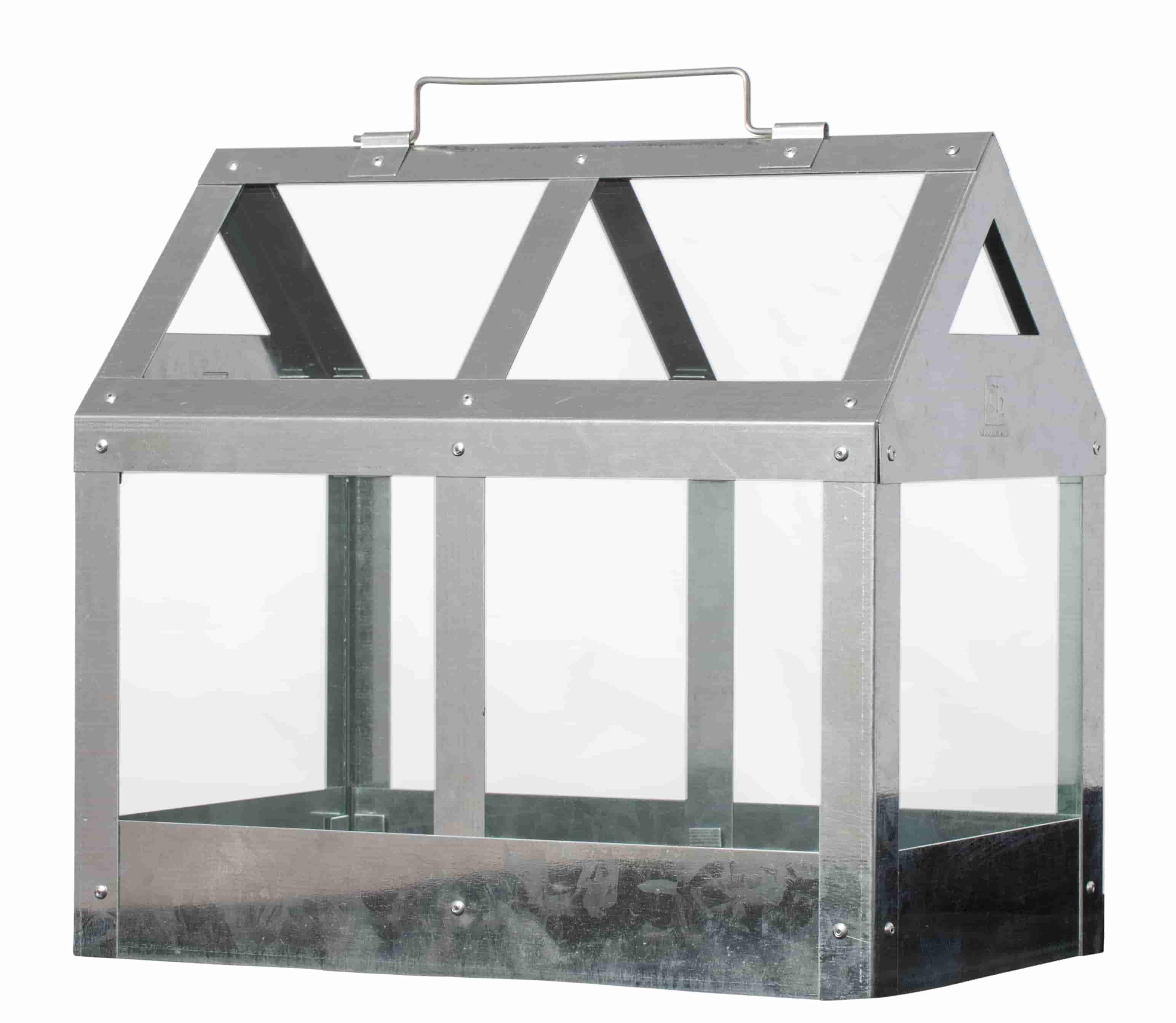 Image of   A2 LIVING Mini væksthust - galvaniserede, uden bund