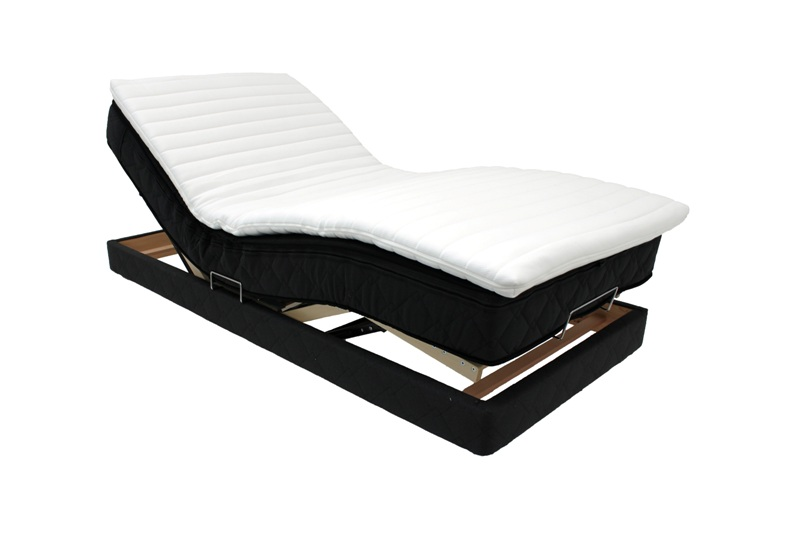 Sleepzone elevationsseng - medium/fast 140 x 200 Latex (anbefales)