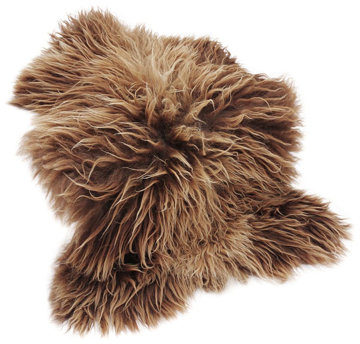 canett Canett pels skind - brun fra boboonline.dk