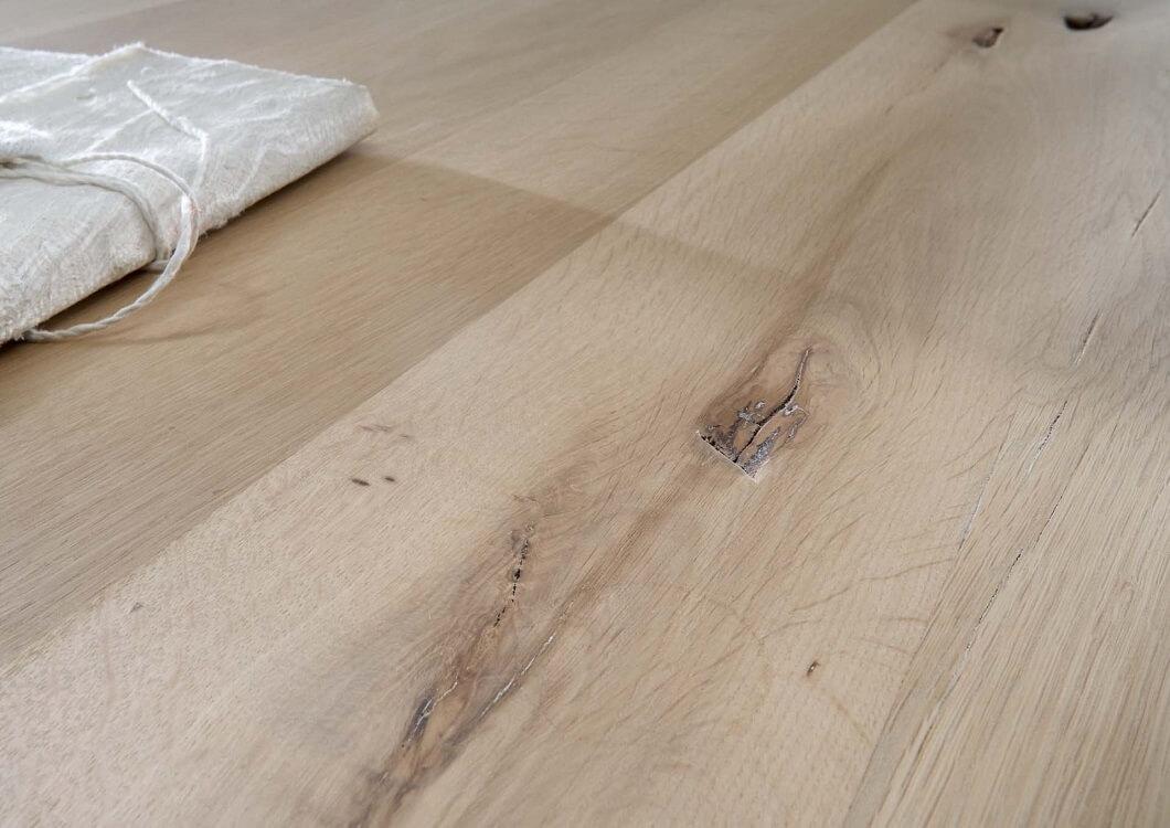 Bodahl woodstock tillægsplade - eg 46 - lige kant