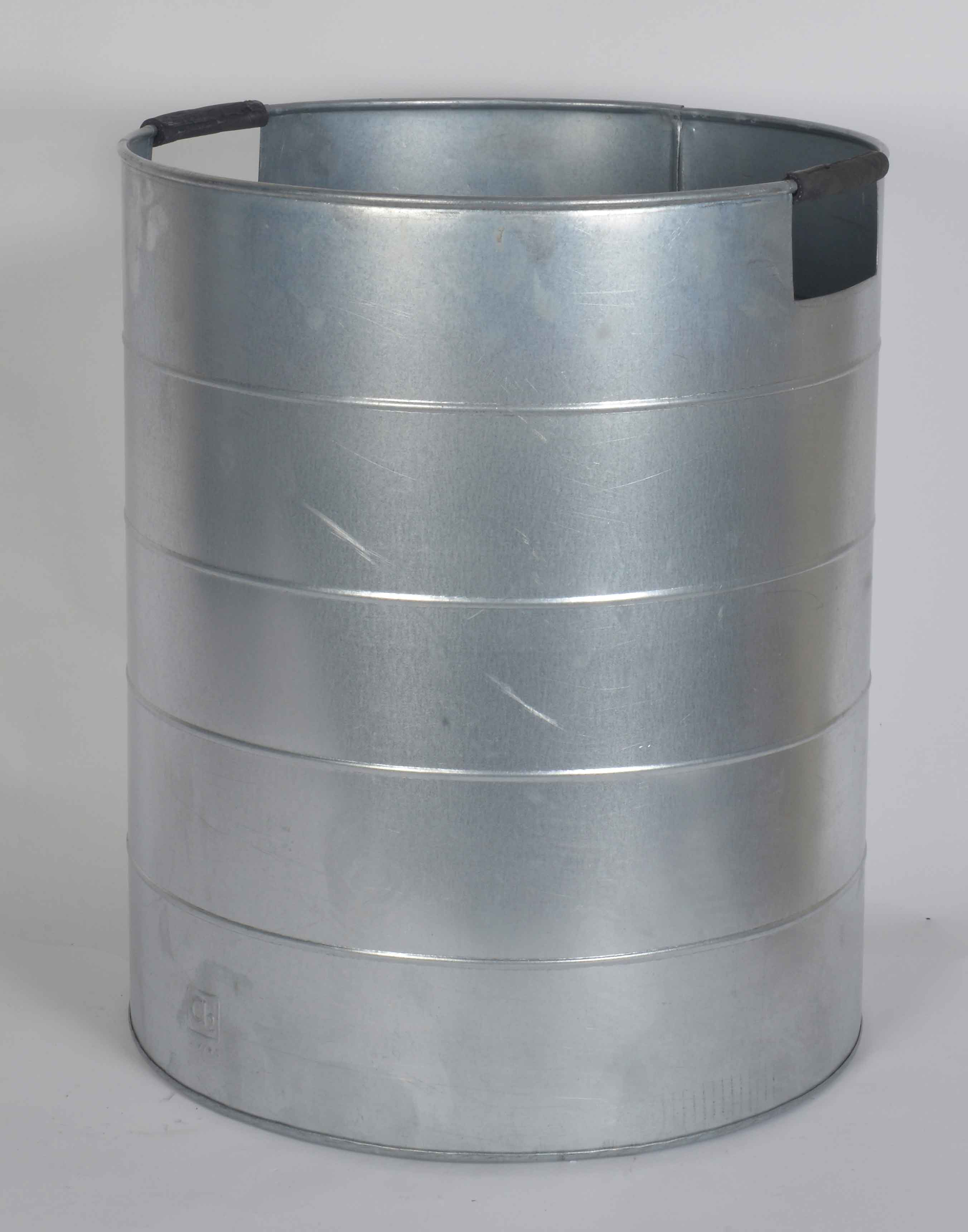 Image of A2 LIVING Mega Plantespand - galvaniseret stål, med håndtag