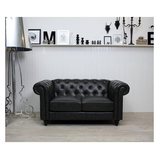 billig 2 pers sofa