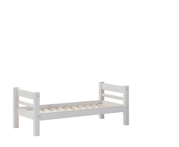 scanliving – Scanliving junior seng - hvid træ, 170x80 fra boboonline.dk