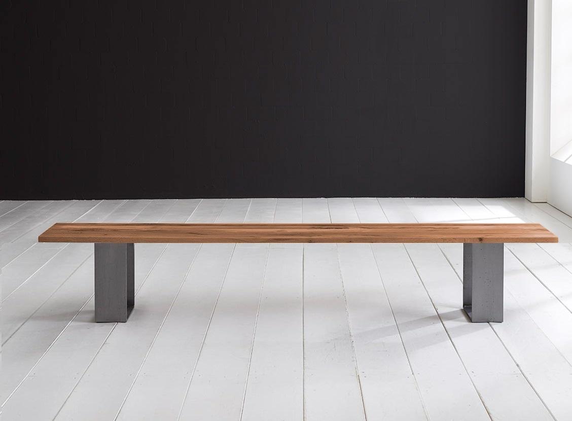 Concept 4 You Spisebordsbænk - Houston ben 240 x 40 cm 3 cm 06 = old bassano