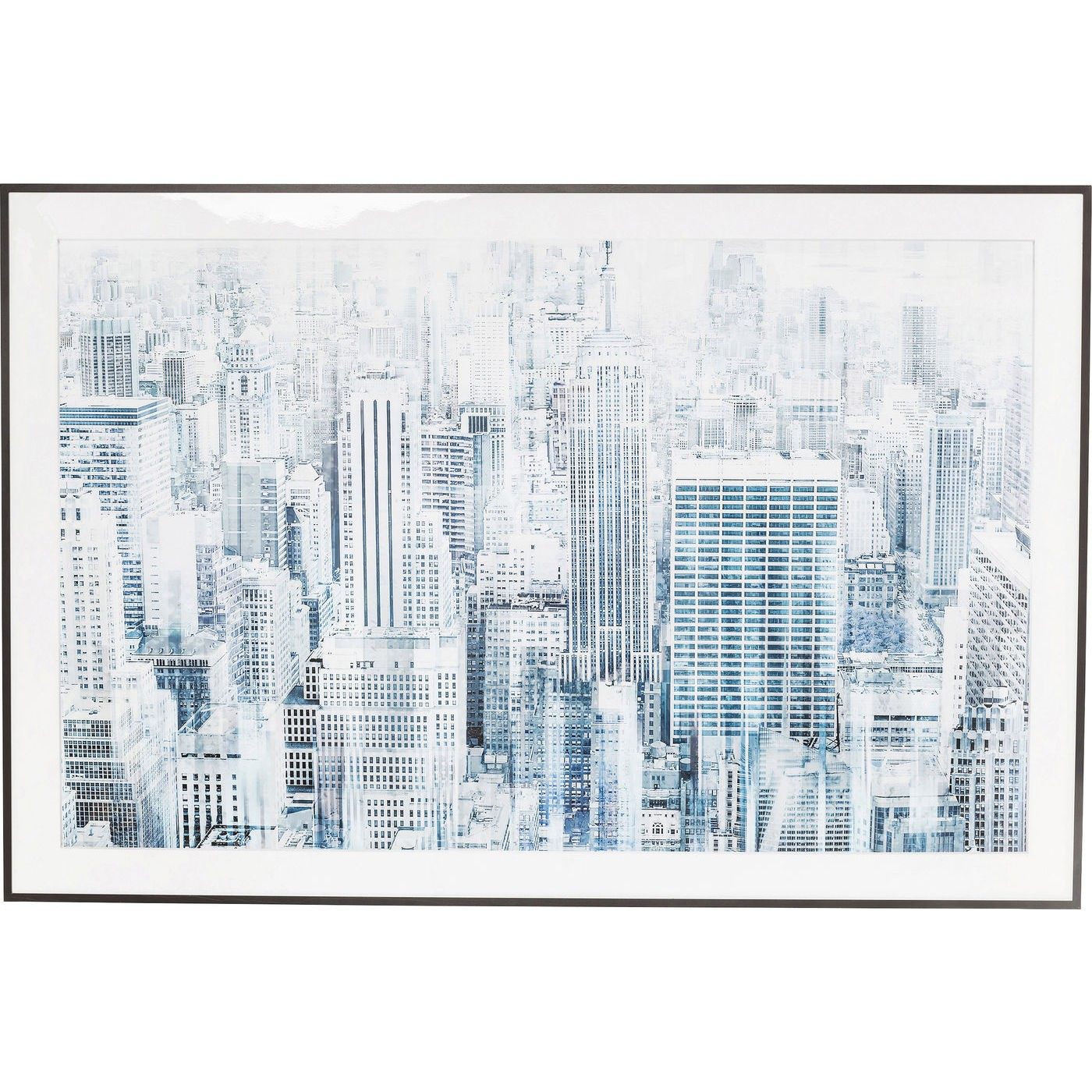 Image of   Billede Frame Big Apple Two 100 x 150 cm