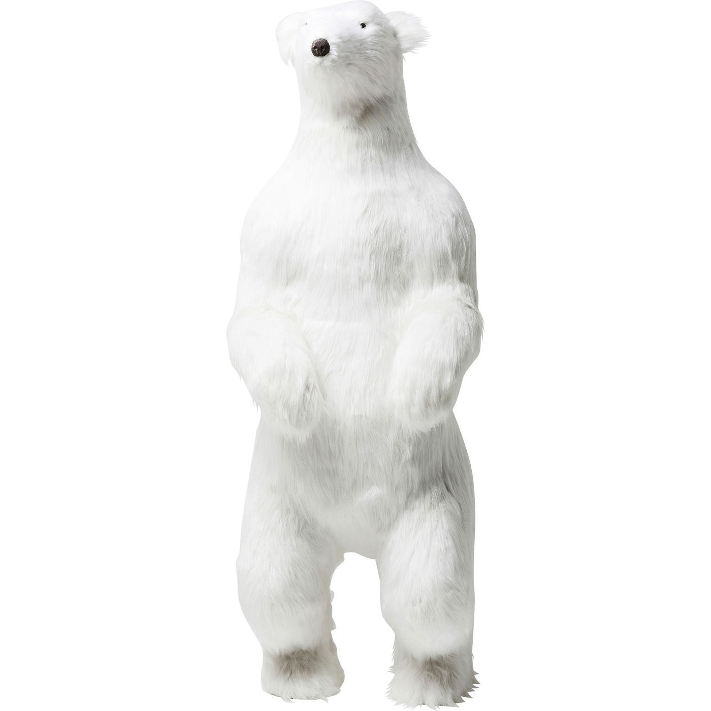 Image of   Dekoration Figur Moving Sound Polar Bear Fur