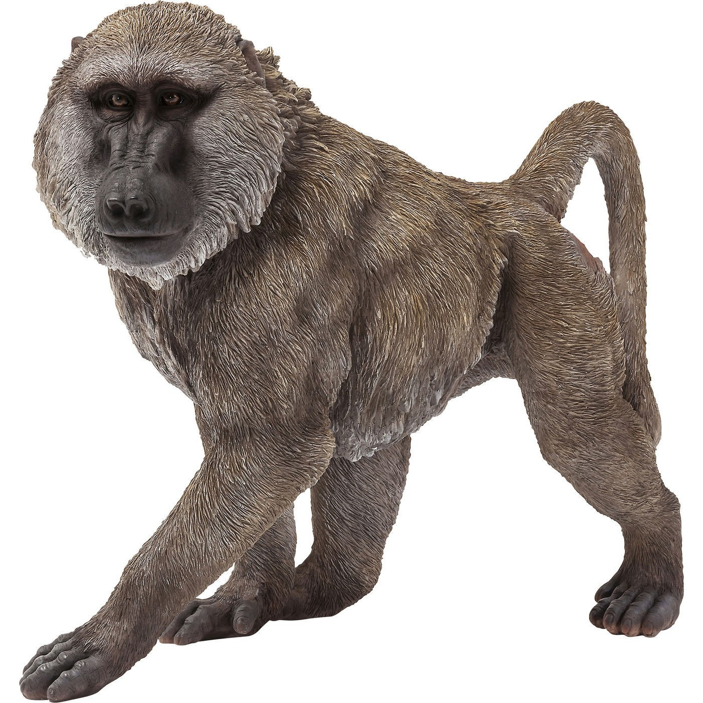 Image of   Dekoration Figur Monkey Walking Baboon XL