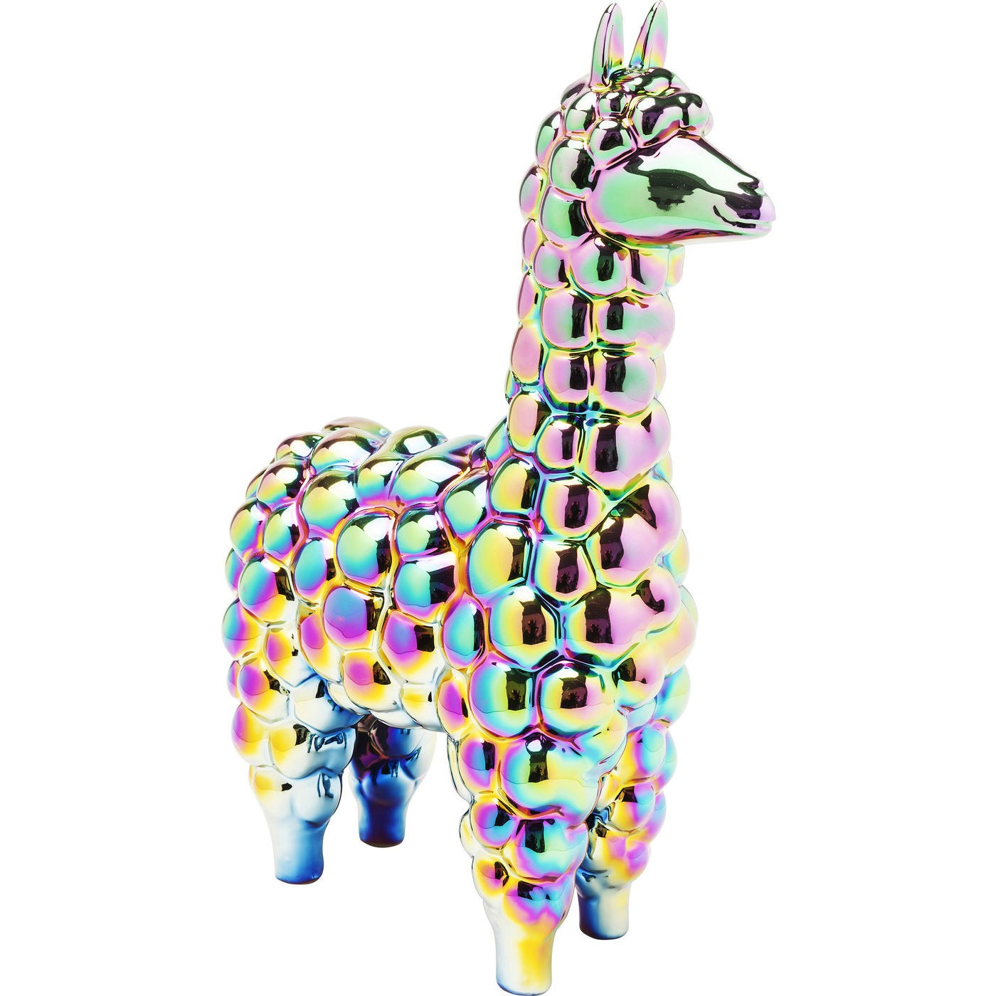 Image of   Figur Money Box Alpaca Stor