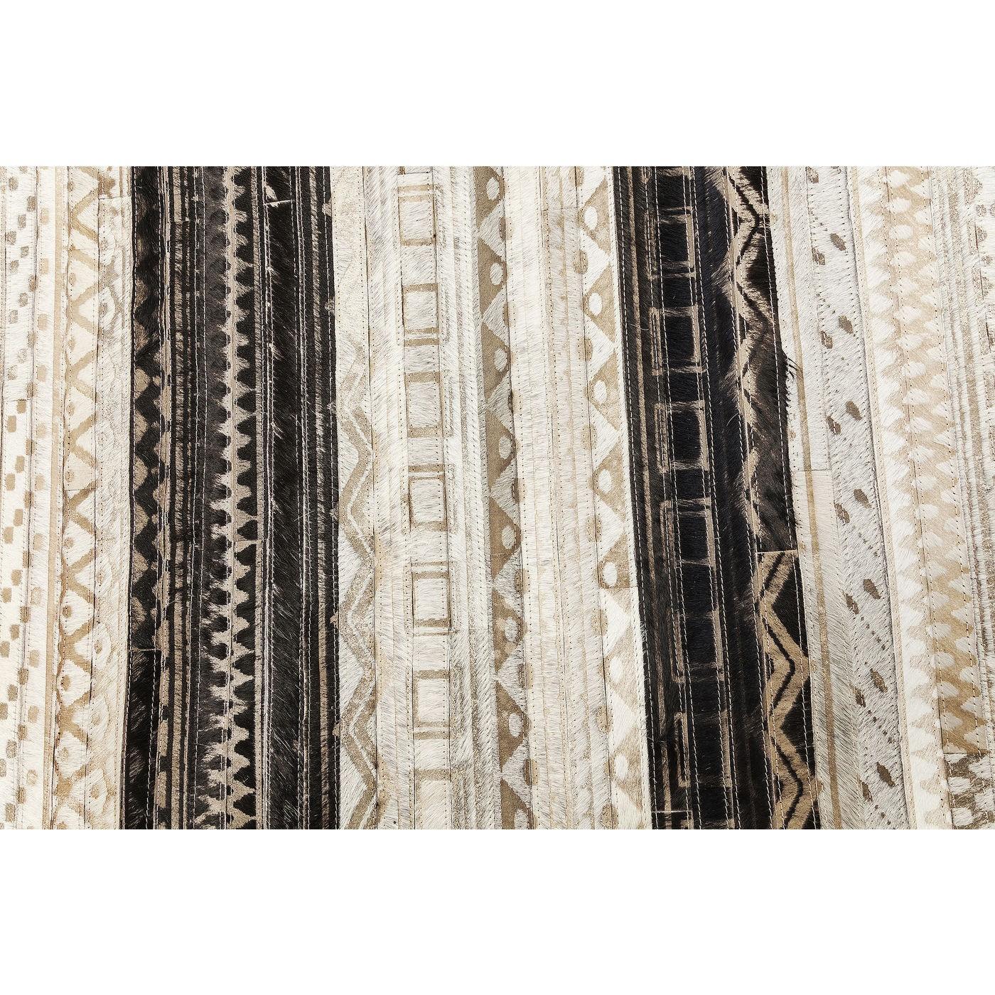 Billede af Tæppe Hieroglyphics Stripes 240 x 170 cm