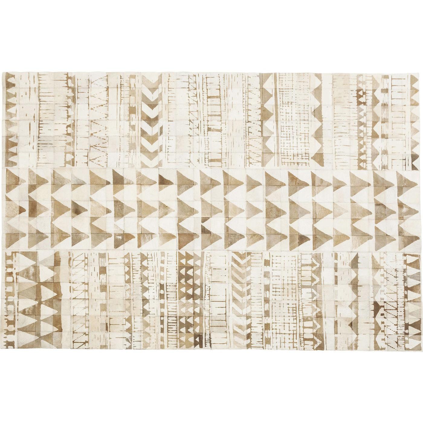 Billede af Tæppe Hieroglyphics Square 240 x 170 cm
