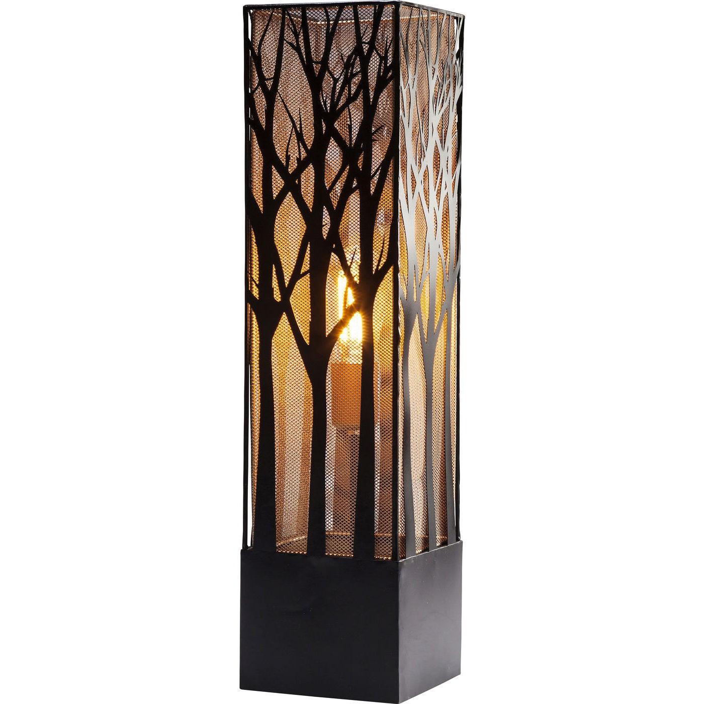 Image of   Gulvlampe Mystery Tree 79 cm