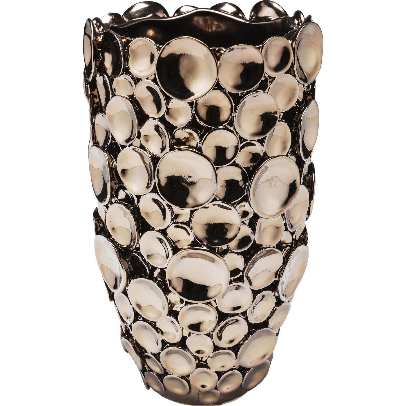 Billede af Vase Circles Kobber 35 cm