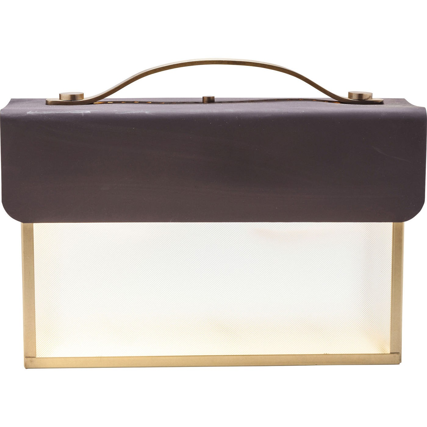 Image of   Gulvlampe Suitcase Stor