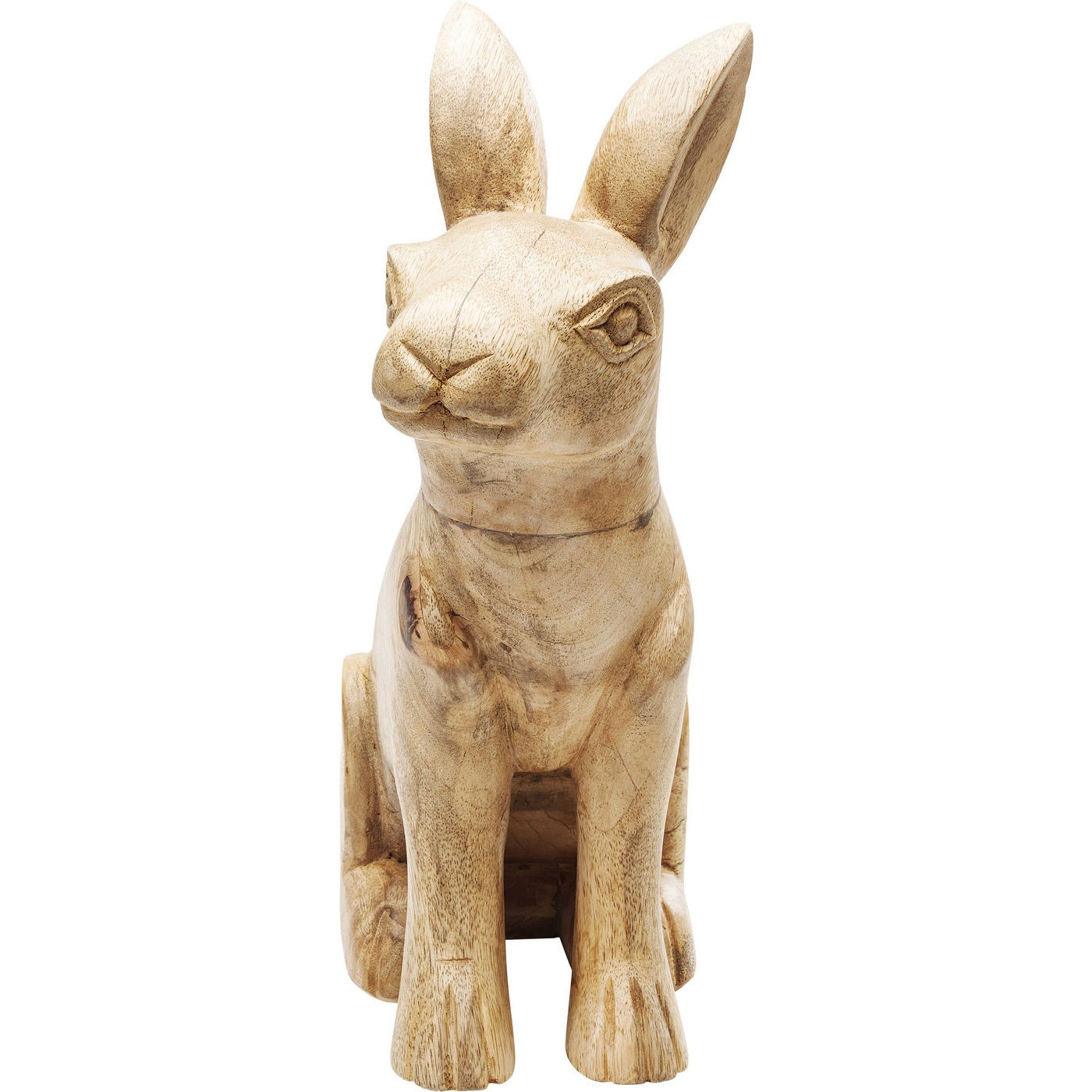 Image of   Dekoration Figur Bunny Wood