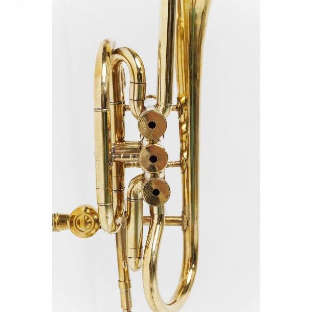 Væglampe Trumpet Jazz Gold
