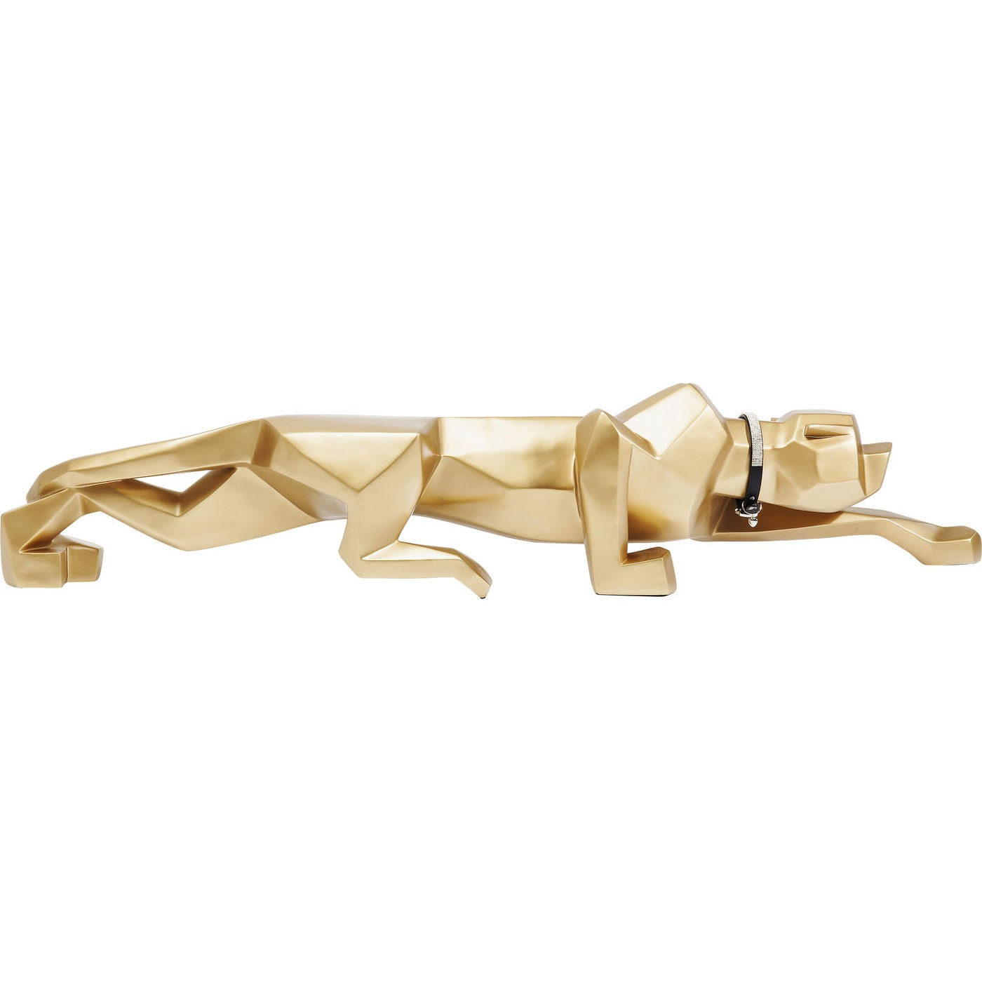 Image of   Dekoration Figur Golden Cat 185