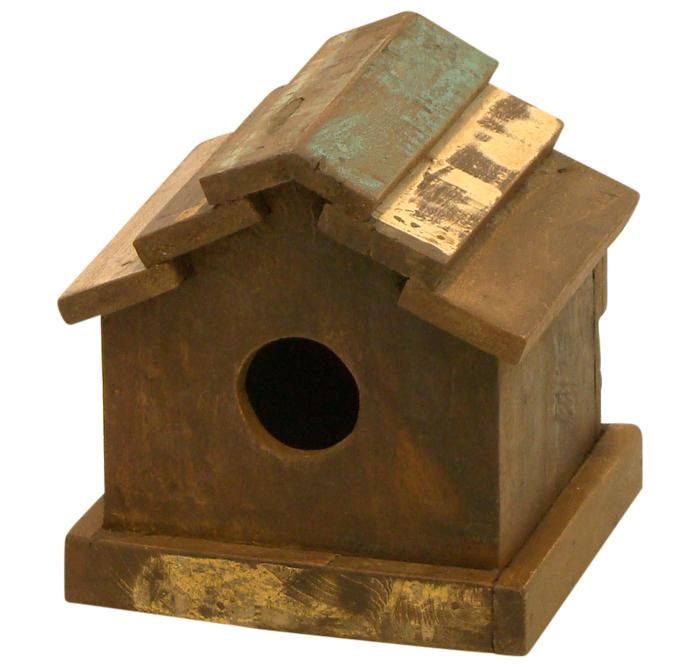 SJÄLSÖ NORDIC Fuglehus i genbrugstræ