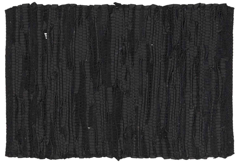 Billede af IB LAURSEN Dækkeserviet - sort læder