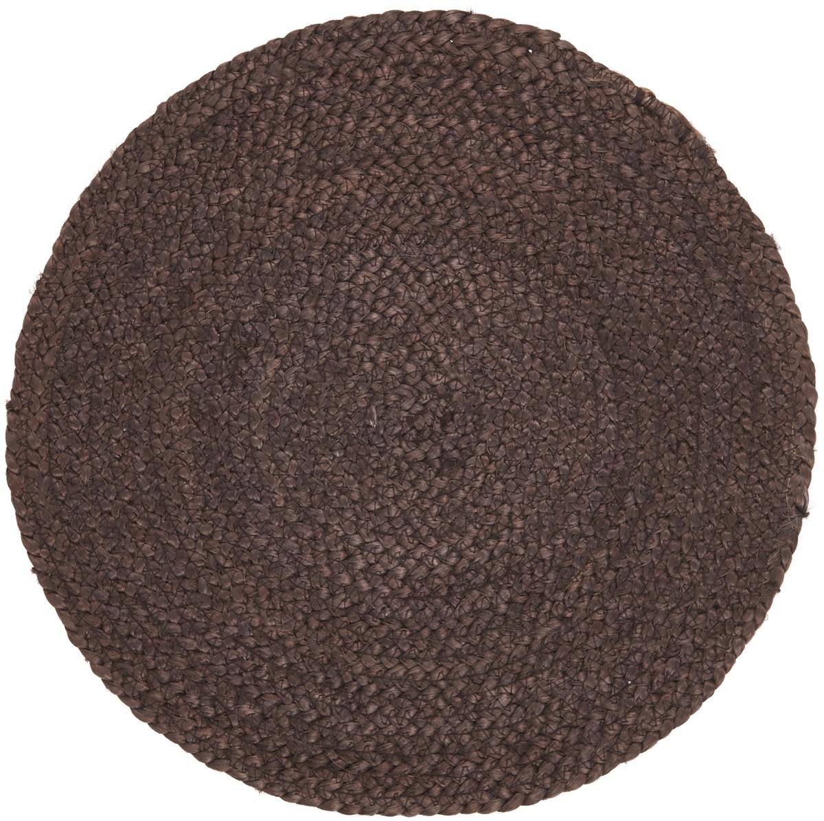 Billede af IB LAURSEN Dækkeserviet mørkebrun jute