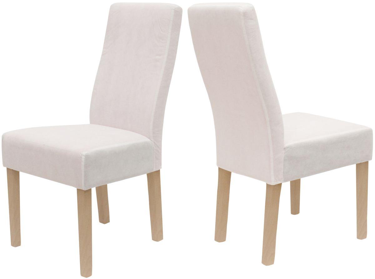 Canett titus spisebordsstol - hvid fra canett fra boboonline.dk