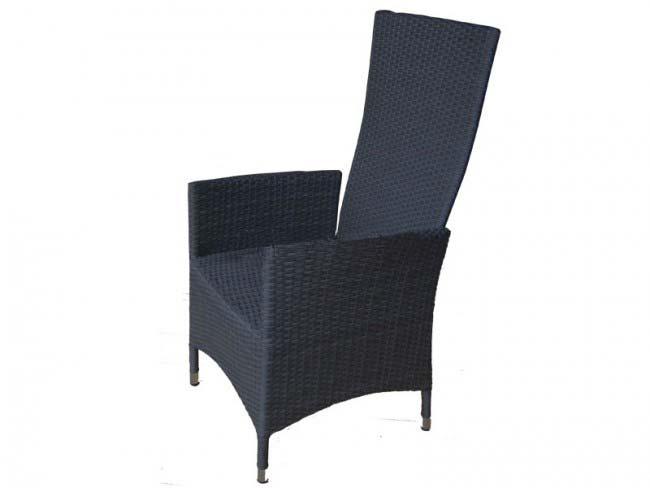 Billede af Darno 2 string positionsstol, sort