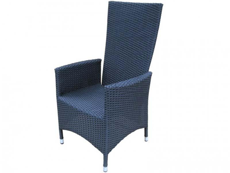 Billede af Darno 4 string positionsstol, sort