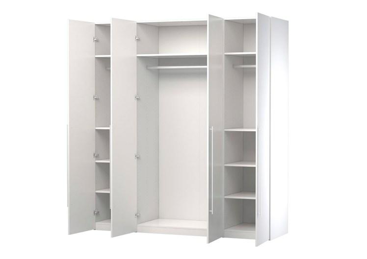Superbly 4 dørs garderobeskab - Save fra Danske Tvilum. Køb nu. ZT76