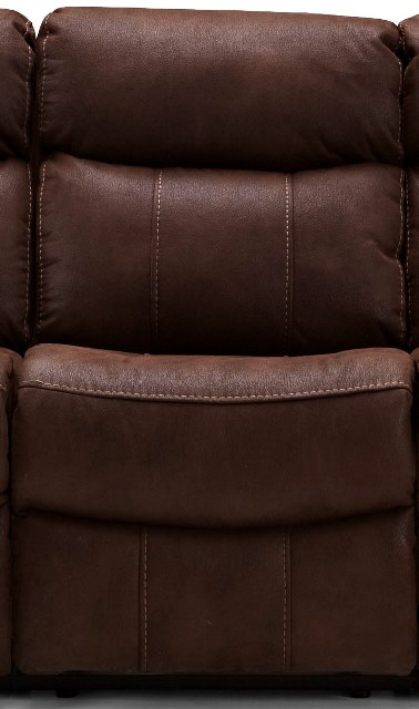 haga gruppen Haga arizona biograf modul - brunt stof, recliner, midt fra boboonline.dk