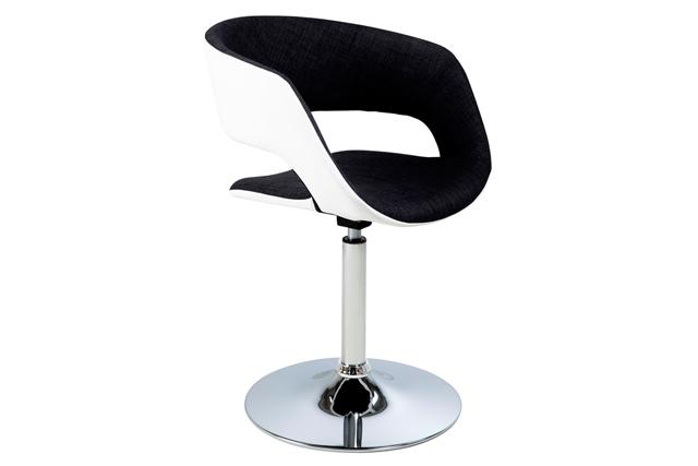 Billede af Grace spisebordsstol med armlæn - stof