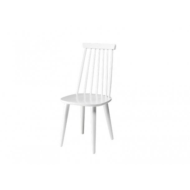 Pippi spisebordsstol - hvid