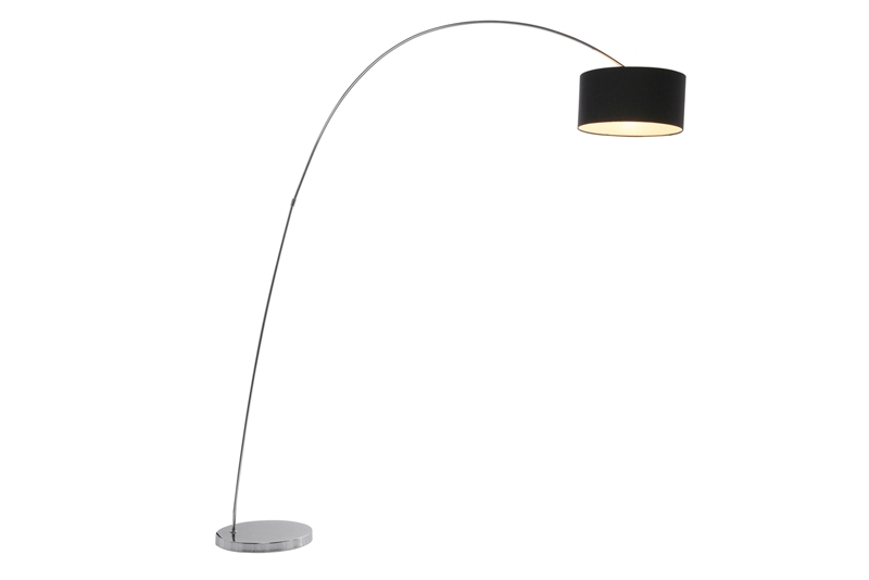 Image of   KARE DESIGN Gooseneck gulvlampe - Sort