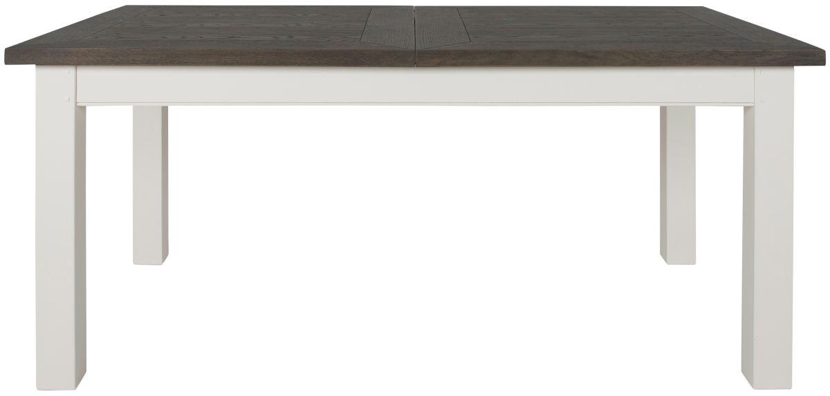 Image of   CANETT Skagen spisebord, m. butterflybordplade