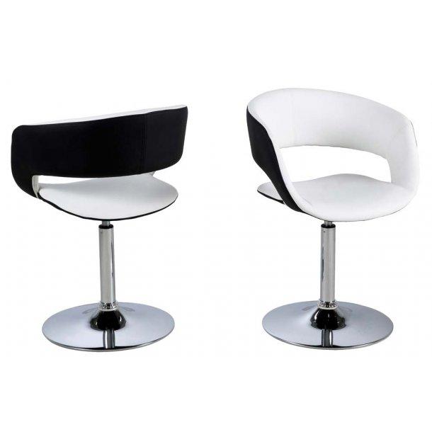 Grace spisebordsstol - hvid