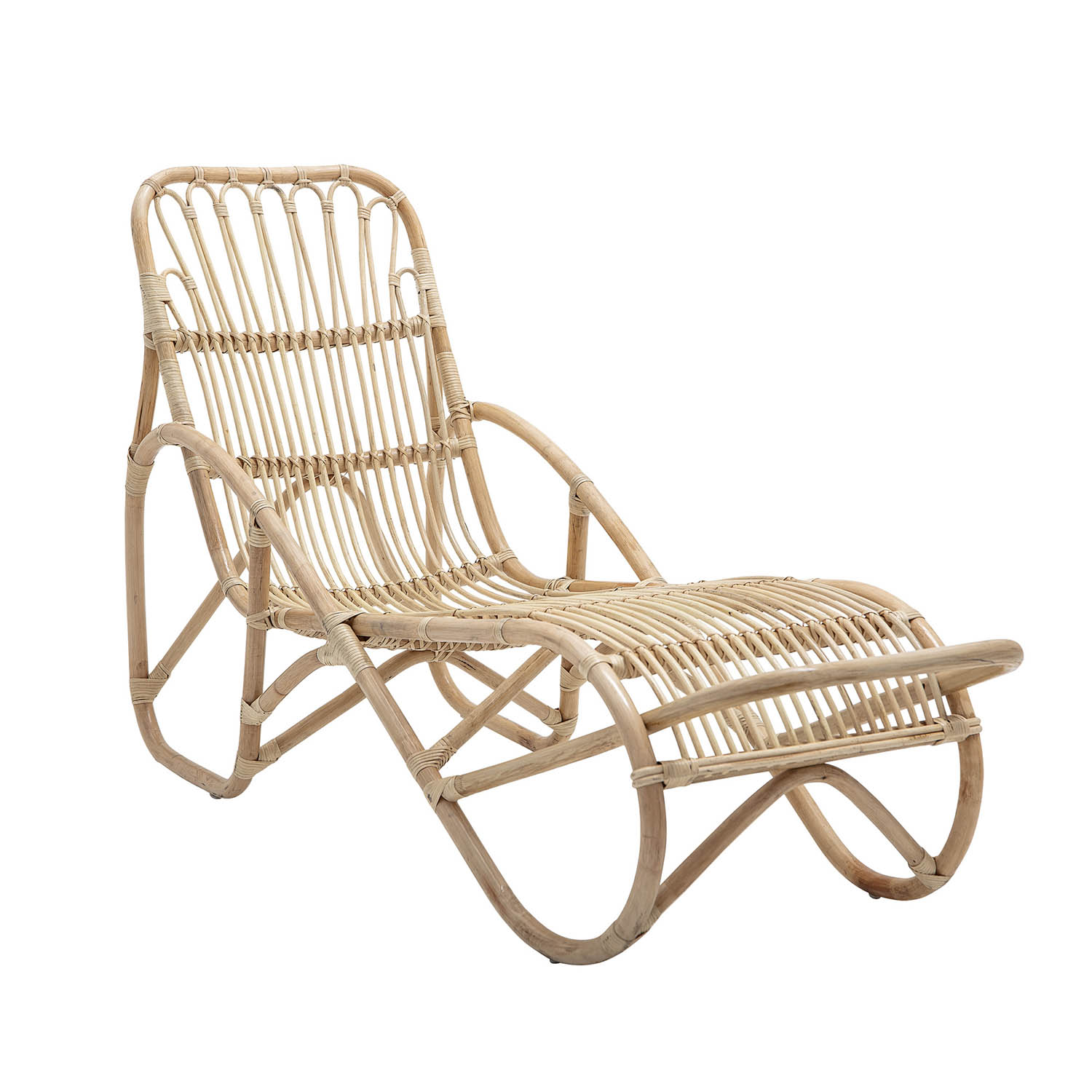 BLOOMINGVILLE Costa daybed - natur rattan