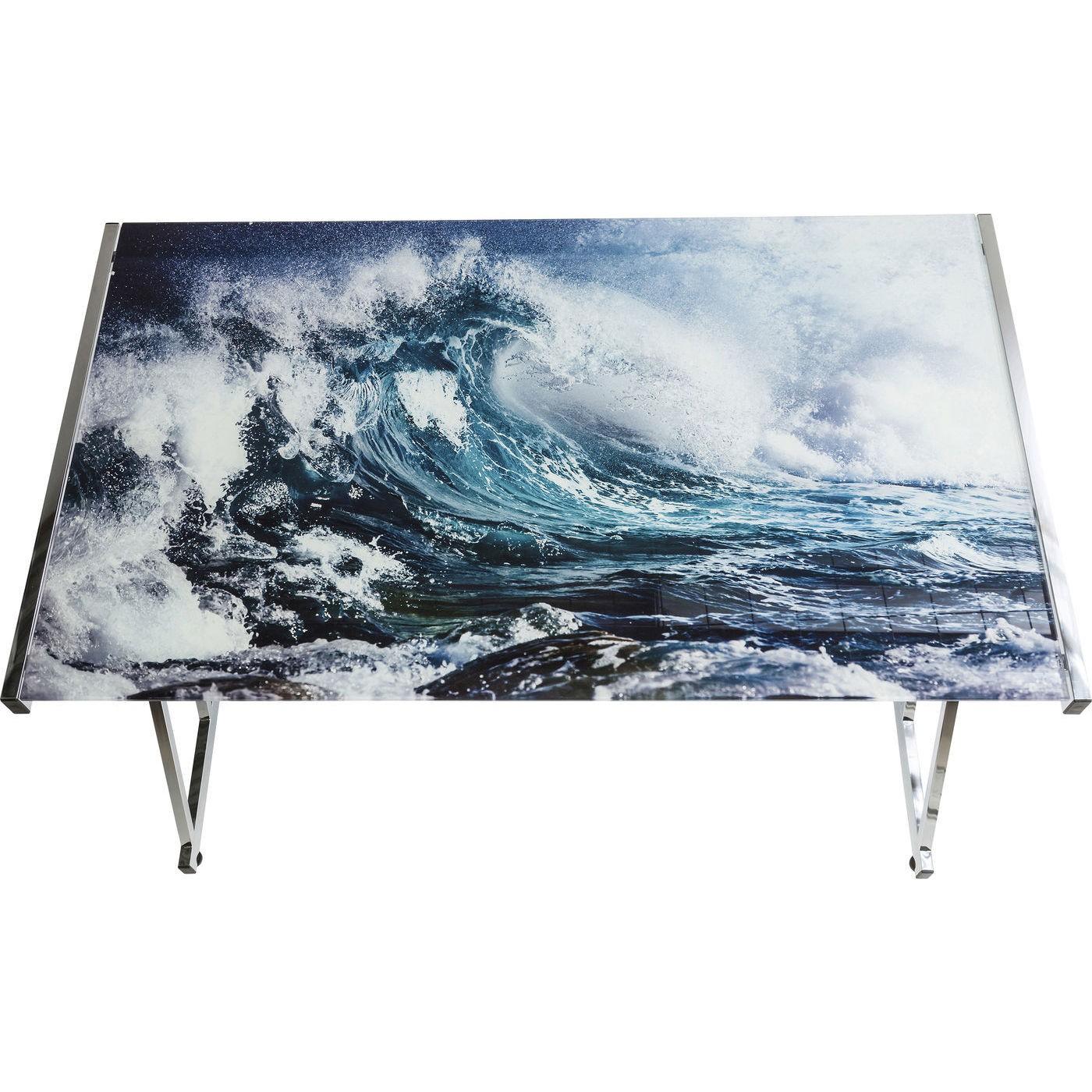 Image of   Skrivebord Mundi Wave 120 x 70 cm