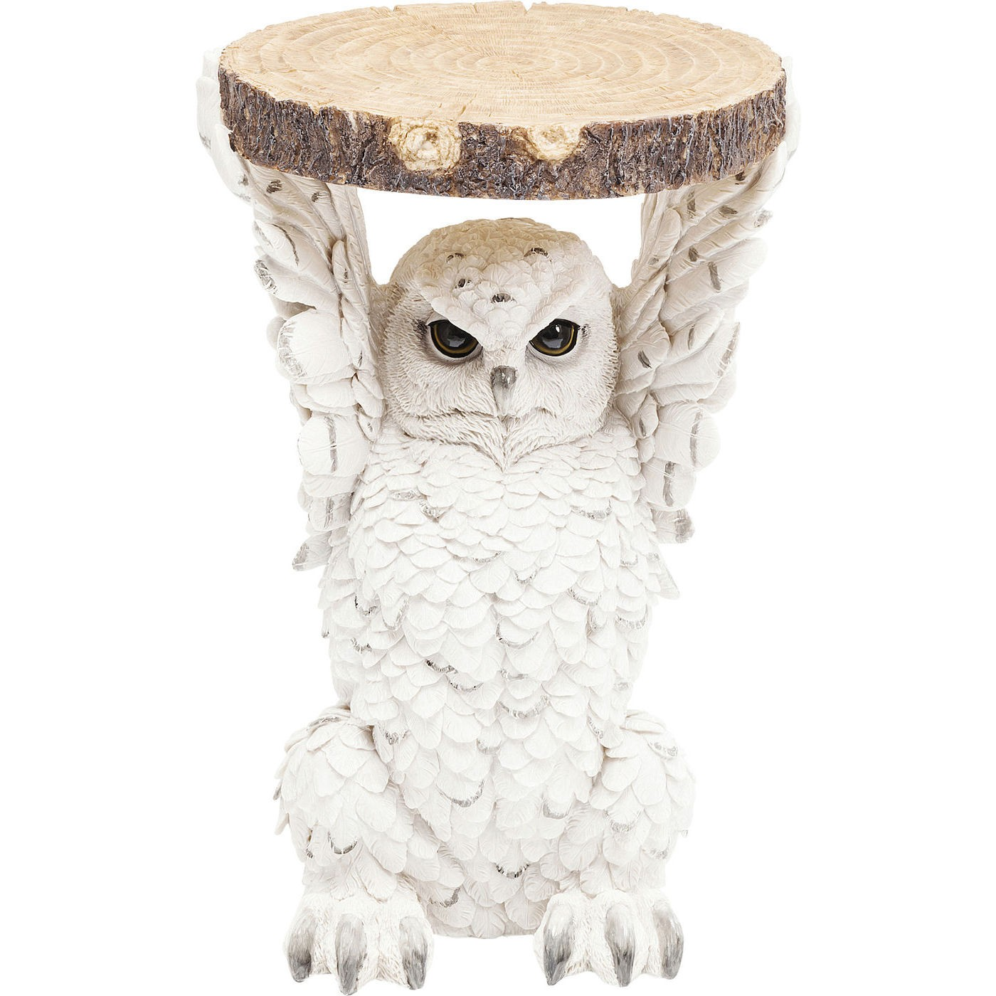 Image of   KARE DESIGN sidebord Animal Owl Ø35 cm