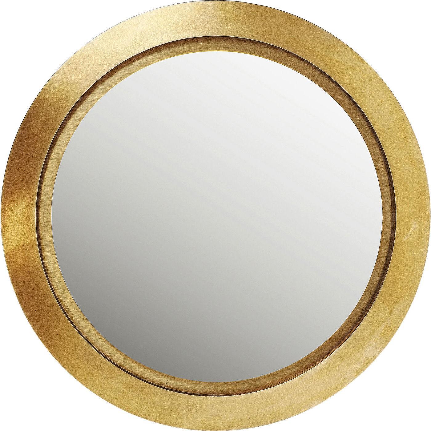 Spejl Flash LED Ø60 cm