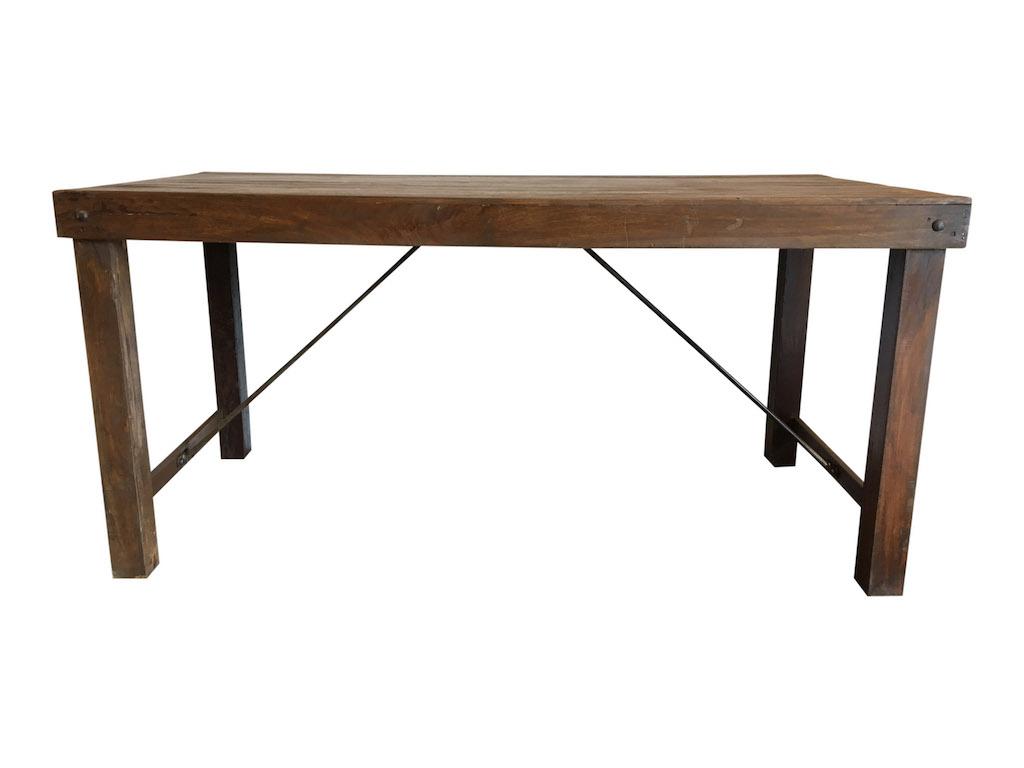 SJÄLSÖ NORDIC Original træbord (158x77)