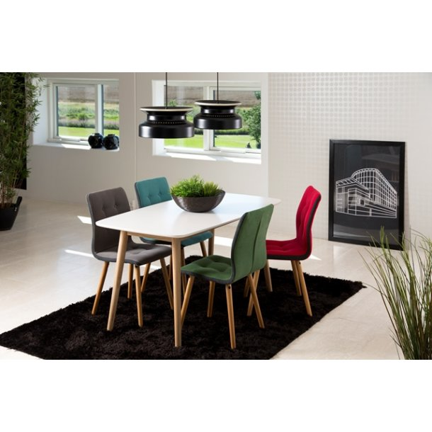 Frida spisebordsstol - grøn