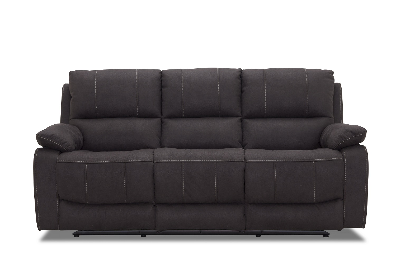 HAGA Texas 3 pers. sofa - gråt stof