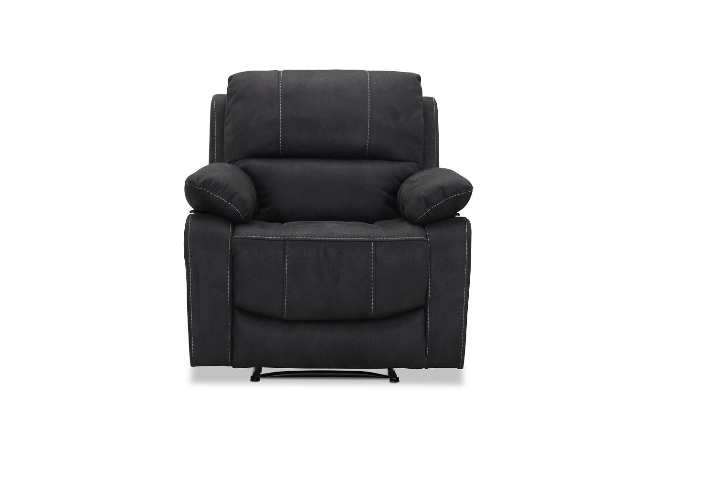 Haga texas recliner lænestol - gråt stof fra haga gruppen fra boboonline.dk