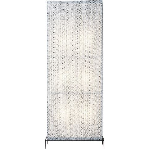Rektangulær gulvlampe