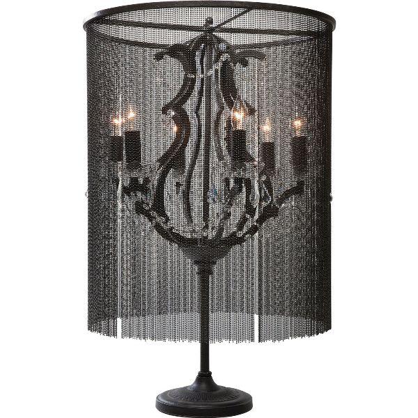 Billede af Chandelier - bordlampe