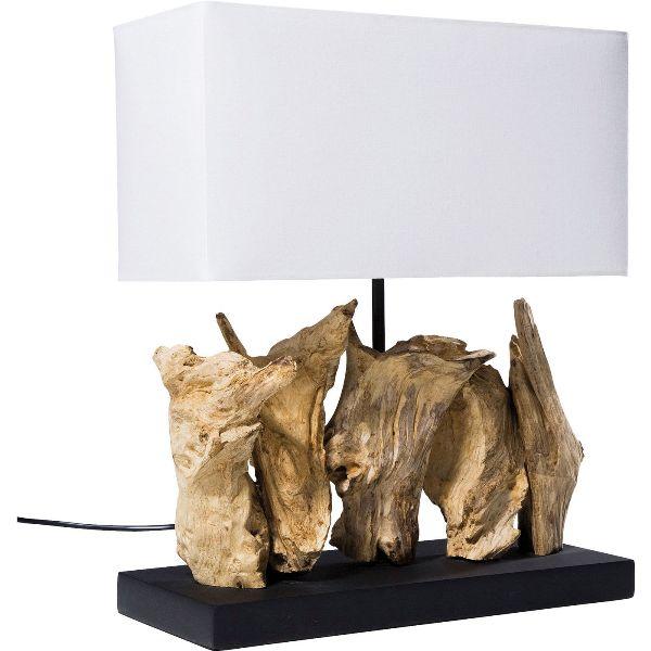 Image of   Nature White - bordlampe