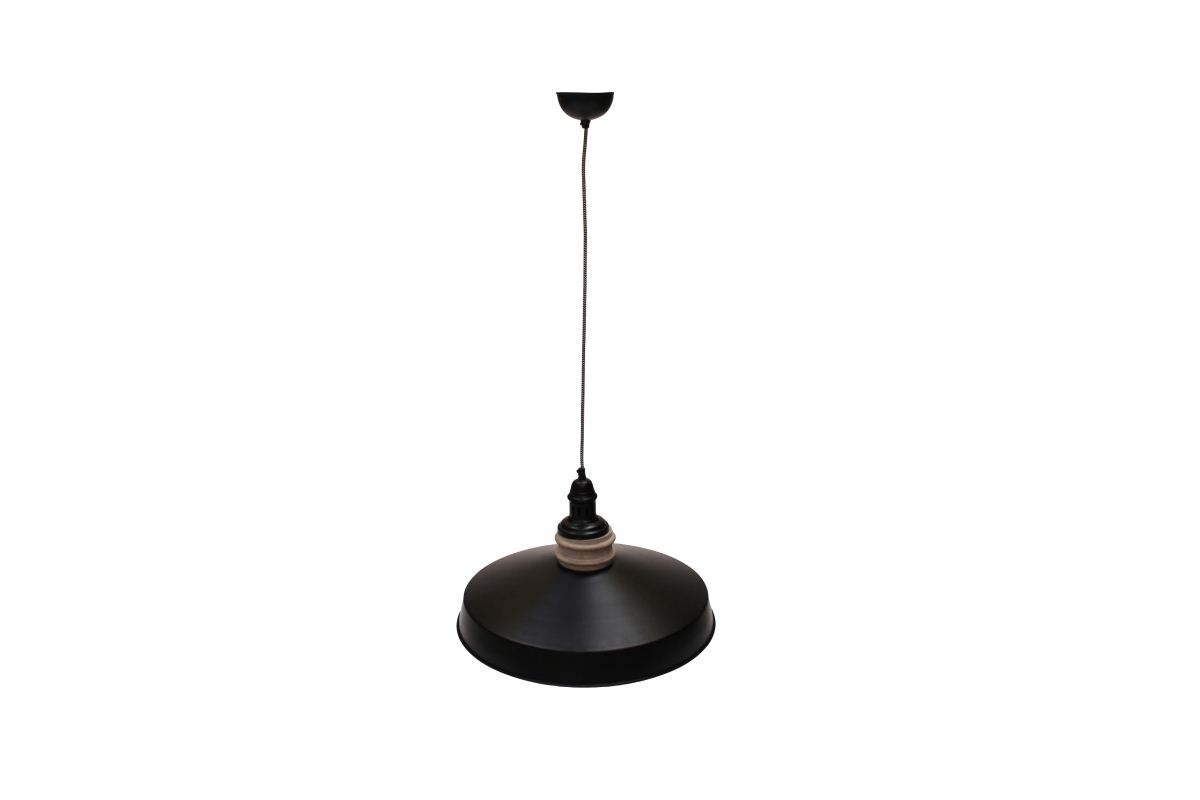 Canett base hængelampe - sort fra canett fra boboonline.dk