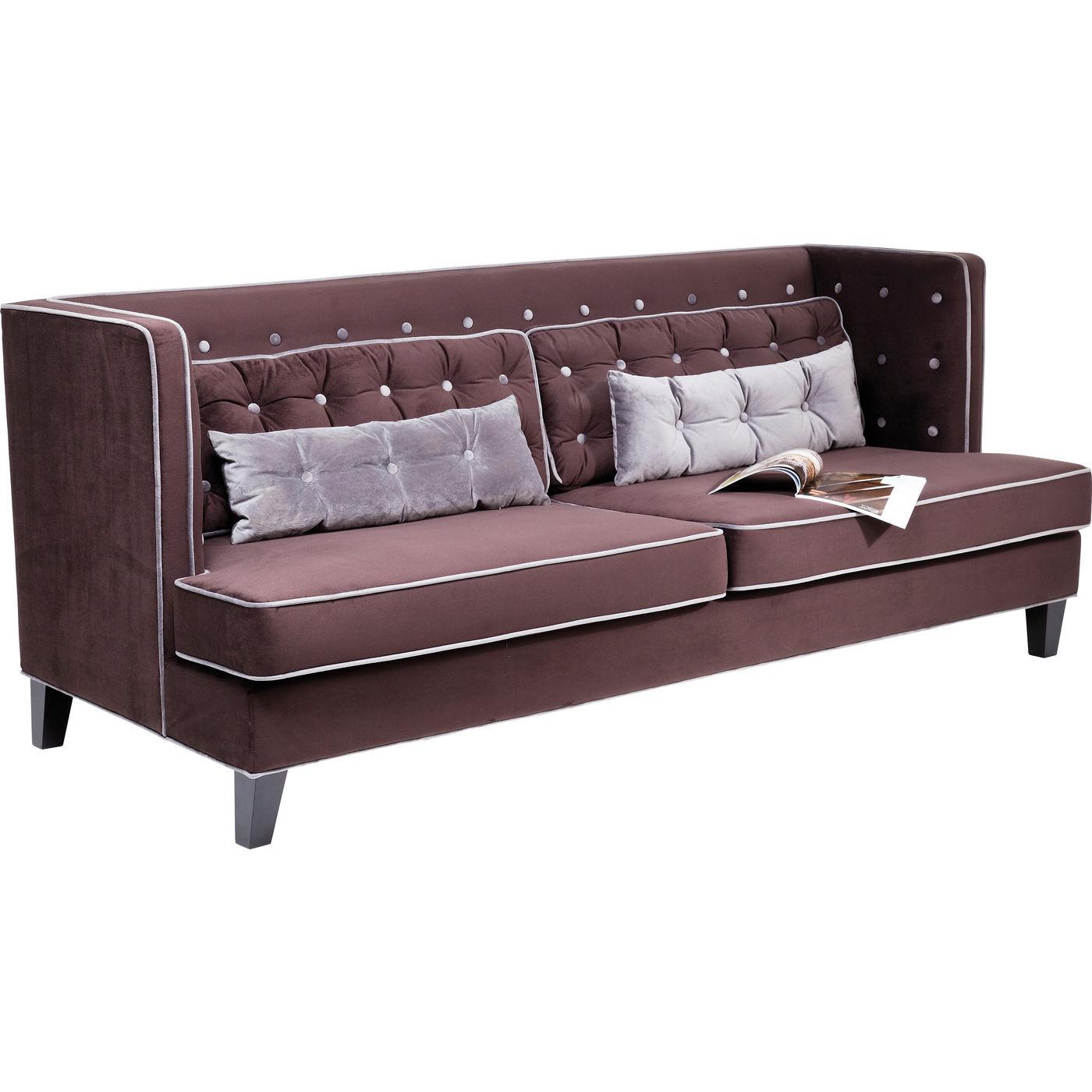 tre personers sofa